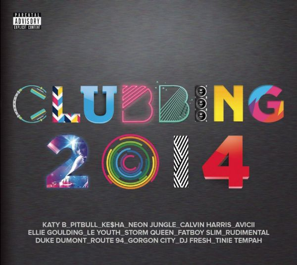 CLUBBING 2014 (2 CD SET 2014) NEW N SEALED